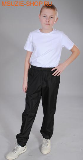 Милашка Сьюзи брюки ветрозащитные. 140 черный ростВесна-лето<br><br>