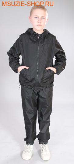Милашка Сьюзи куртка. 140 черный ростВесна-лето<br><br>