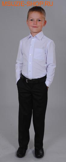 Милашка Сьюзи сорочка. 104 бел (однотон) ростШкольная форма<br><br>