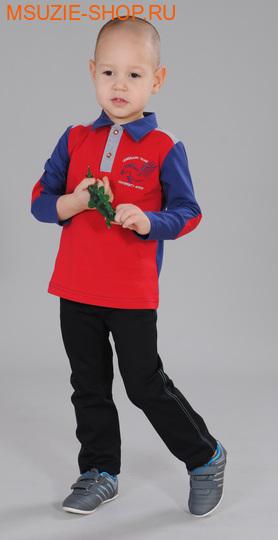 Милашка Сьюзи сорочка. 104 красный ростДжемпера, рубашки, кофты<br><br>