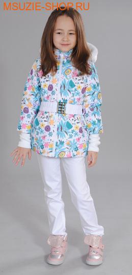 Милашка Сьюзи куртка (ВЕСНА-ОСЕНЬ). 104 птички (стразы) ростВесна-осень<br><br>
