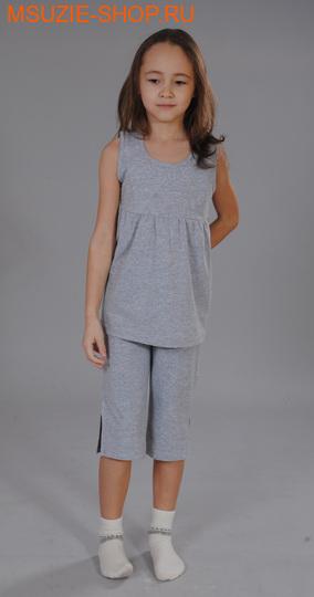 Милашка Сьюзи пижама. 128 серый ростОдежда для дома<br><br>
