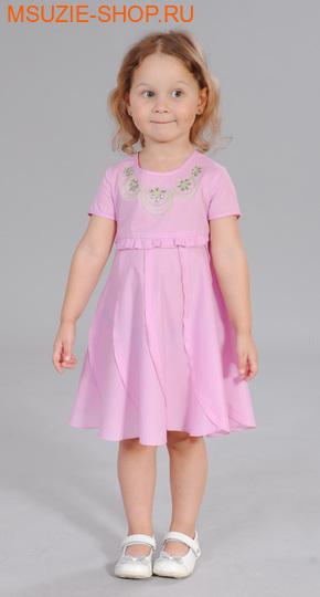 Милашка Сьюзи платье. 104 розовый ростновинки<br><br>