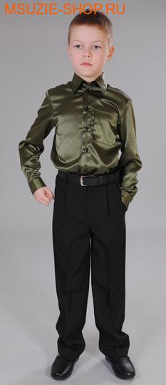 Милашка Сьюзи сорочка. 122 черный ростнарядная одежда<br><br>