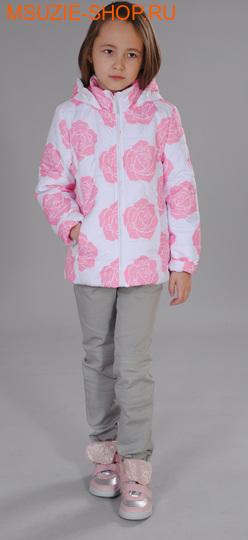 Милашка Сьюзи куртка (весна). 116 розовый ростВесна-осень<br><br>