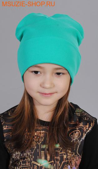Милашка Сьюзи шапка. 110-116 ог 50-52 зеленый ростГоловные уборы,варежки,перчатки <br><br>