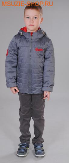 Милашка Сьюзи куртка (весна). 128 серый ростВесна-осень<br><br>