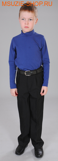 Милашка Сьюзи водолазка. 128 синий ростДжемпера, рубашки, кофты<br><br>