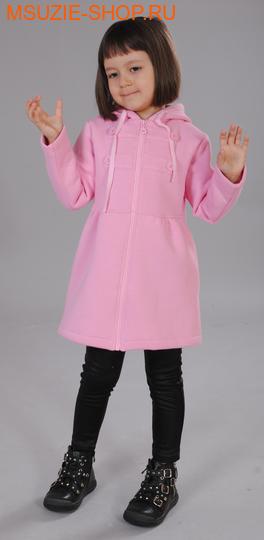 Милашка Сьюзи пальто. 104 розовый ростВесна-лето<br><br>