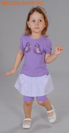 Милашка Сьюзи блузка+юбка-штропсы. 98 сир (птички) ростКомплекты<br><br>