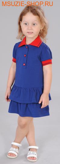 Милашка Сьюзи платье. 86 синий ростПлатья <br><br>
