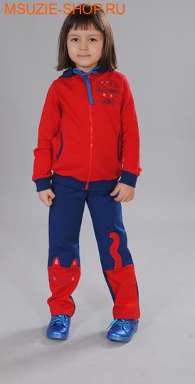 Милашка Сьюзи куртка+брюки. 74 красный ростКомплекты<br><br>