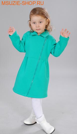 Милашка Сьюзи пальто. 104 мор.волна ростВесна-лето<br><br>