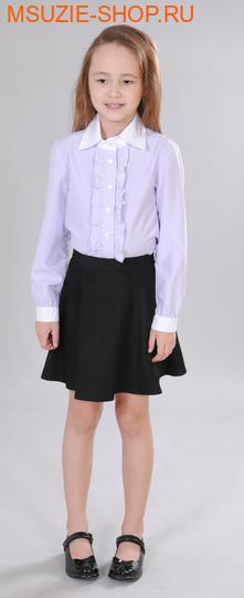 Милашка Сьюзи блузка. 122 сирень ростБлузки<br><br>