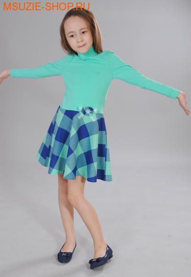 Милашка Сьюзи платье. 104 св.зеленый ростДжемпера, рубашки, кофты<br><br>