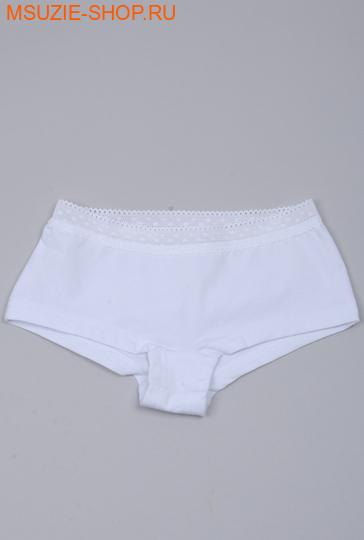 Милашка Сьюзи трусы. 152 белый ростНижнее белье<br><br>