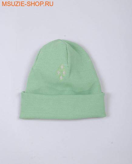 Милашка Сьюзи шапка. 104-128 ог 50-52 св.хаки (вышивка) ростГоловные уборы,варежки,перчатки <br><br>