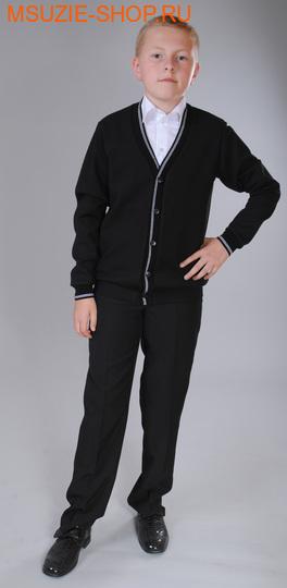 Милашка Сьюзи кардиган. 128 черный ростШкольная форма<br><br>