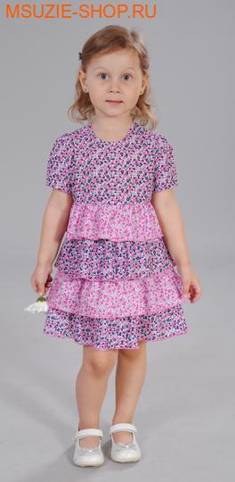 Милашка Сьюзи платье. 104 черный ростПлатья <br><br>
