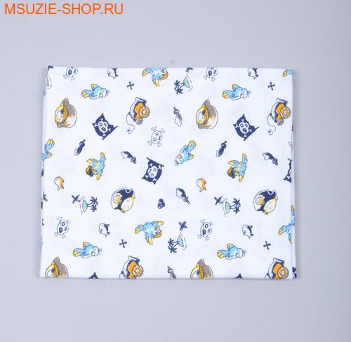 Милашка Сьюзи простынка. ынка 0,85*1,0 попугаи ростчепчики,пеленки,рукавички<br><br>