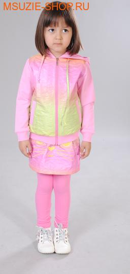 Милашка Сьюзи куртка+юбка. 104 розовый ростКомплекты<br><br>