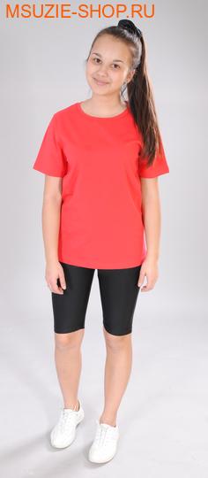 Милашка Сьюзи футболка. 104 красный ростСпортивная форма<br><br>