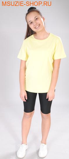 Милашка Сьюзи футболка. 104 желтый ростСпортивная форма<br><br>