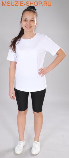 Милашка Сьюзи футболка. 104 белый ростСпортивная форма<br><br>