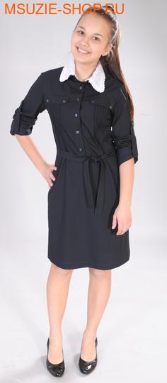 Милашка Сьюзи платье. 122 тем.синий ростСарафаны/платья <br><br>