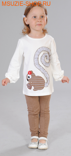 Милашка Сьюзи блузка. 86 молочный ростДжемпера, рубашки, кофты<br><br>