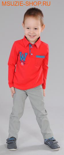 Милашка Сьюзи сорочка. 86 красный ростДжемпера, рубашки, кофты<br><br>