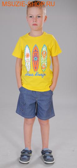 Милашка Сьюзи джемпер. 110 желтый ростДжемпера, рубашки, кофты<br><br>
