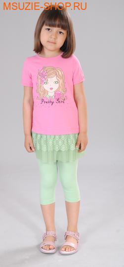 Милашка Сьюзи туника+лосины. 86 розовый ростКомплекты<br><br>