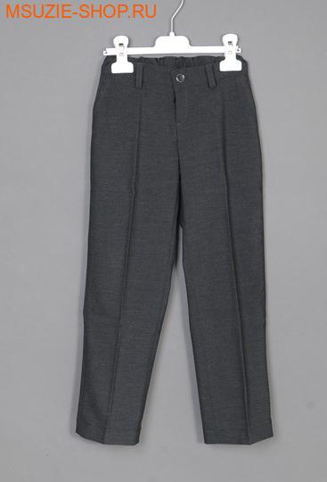 Милашка Сьюзи брюки. 122/32 серый (д/пол) ростБрюки, шорты <br><br>