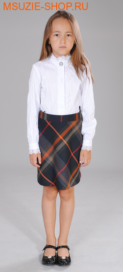 Милашка Сьюзи юбка. 122 синий ростЮбки/брюки <br><br>