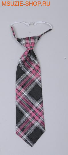 Милашка Сьюзи галстук. 122-128 серый ростШкольная форма<br><br>
