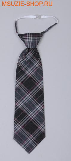 Милашка Сьюзи галстук. 122-128 серый (клетка) ростШкольная форма<br><br>