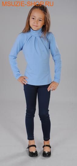 Милашка Сьюзи блузка. 122 сероголубой ростБлузки<br><br>