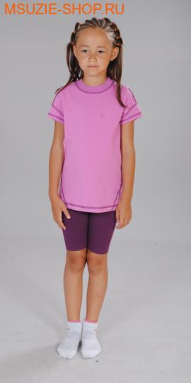 Милашка Сьюзи футболка+штропсы. 122 сирень ростСпортивная форма<br><br>