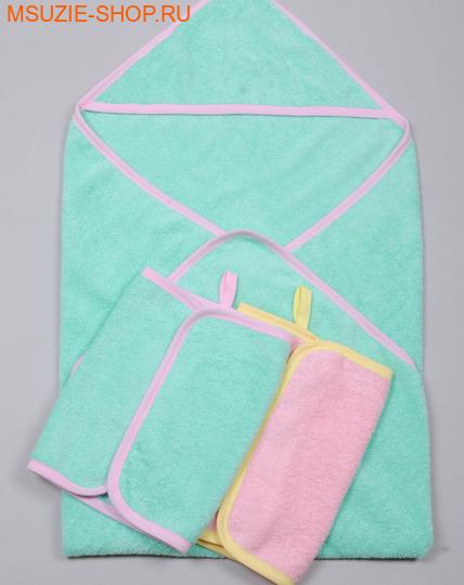 Милашка Сьюзи уголок+2 полотенца. уголок+2 полотенца зеленый ростОдежда для дома<br><br>