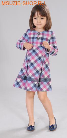 Милашка Сьюзи платье. 92 крупная клетка ростПлатья <br><br>
