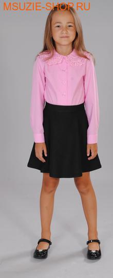 Милашка Сьюзи блузка. 122 розовый ростБлузки<br><br>