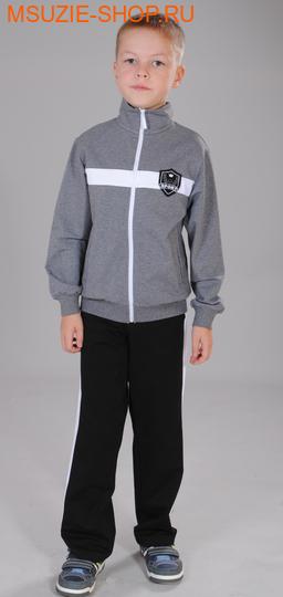 Милашка Сьюзи куртка+брюки. 128 серый ростСпортивная форма. <br><br>