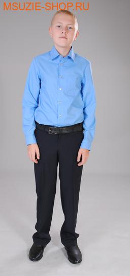 Милашка Сьюзи сорочка. 146 синеголубой ростШкольная форма<br><br>