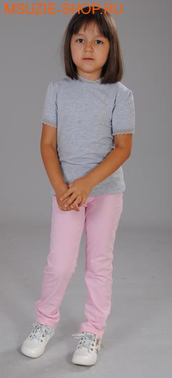 Милашка Сьюзи блузка. 104 серый ростБлузки<br><br>