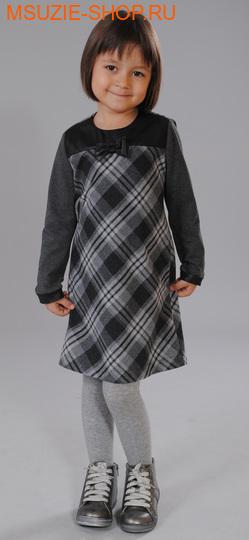 Флер де Ви платье. 110 т. серый ростосень-зима<br><br>