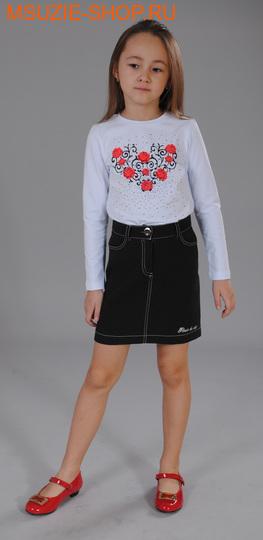 Флер де Ви блузка. 104 белый ростосень-зима<br><br>