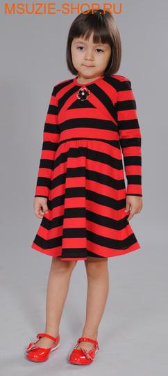 Флер де Ви платье. 104 полоска ростосень-зима<br><br>