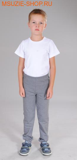 Милашка Сьюзи брюки. 104 серый ростБрюки, шорты <br><br>