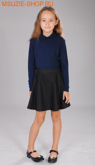 Милашка Сьюзи блузка. 128 т.синий ростБлузки<br><br>
